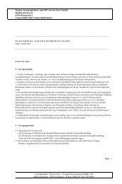 Medien- Kommunikation- und EDV-Service Peter ... - TriSec GmbH