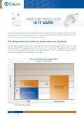 Mercury content CFLs - Eskom IDM - Page 3