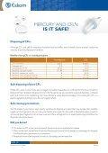 Mercury content CFLs - Eskom IDM - Page 4