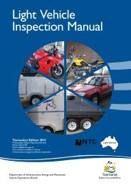 Light Vehicle Inspection Manual (PDF 7MB) - Transport