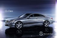 CL-Class - Marshall Motor Group