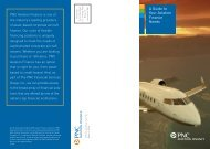 A Guide to Your Aviation Finance Needs - Aircraft Finance  by PNC ...