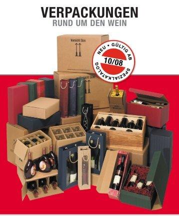 weinverpackungen - Seemann Verpackungen GmbH