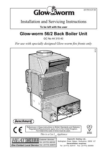 installation and servicing instructions glow worm 56 2 ac wilgar glow worm smart wiring centre diagram glow worm insect \u2022 edmiracle co glow worm smart wiring centre diagram at cos-gaming.co