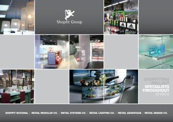 shopfitting rollout specialists throughout africa - Shopfit Group