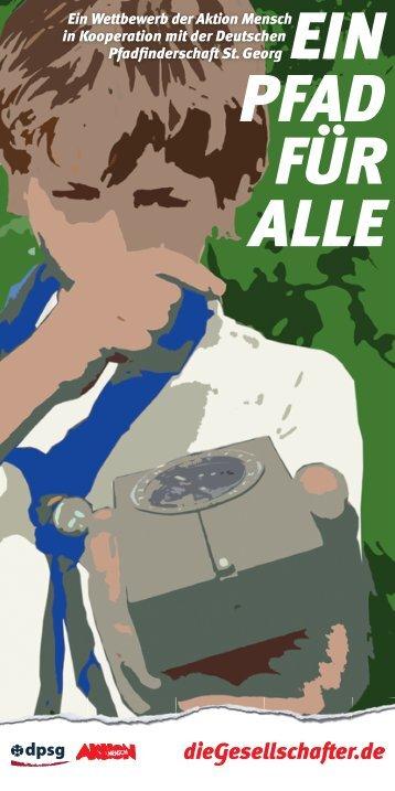 EIN PFAD FÜR ALLE - Die Gesellschafter.de