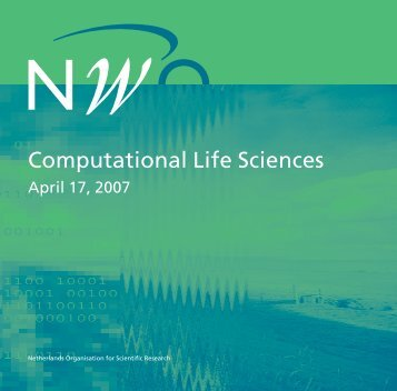 Computational Life Sciences (CLS) - NWO