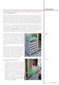 Ottimizzazione del trasporto e stoccaggio a termine degli endoscopi. - Page 6