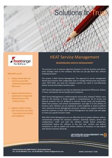 English - JevoTrust Management AG