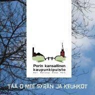 Porin kansallinen kaupunkipuisto