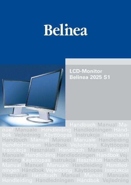 BELINEA 2025 S1 DRIVER PC