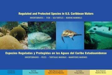 Regulated and Protected Species in U.S. ... - NODC - NOAA