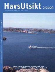 HavsUtsikt nr 2,2001 - Havet.nu