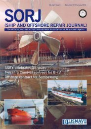 Volume 9 Issue 5 December 2011/January 2012 - Ship Repair Journal