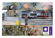 Constituency visits - Scottish Environment LINK