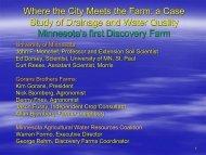 Discovery Farm Case Study - Environmental Quality Board