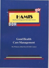 Good Health Care Management - Detlef Schwefel