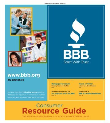 BB5028 Resource Guide 40 page R1 - Better Business Bureau