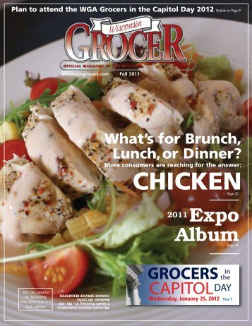 CHICKEN - Wisconsin Grocers Association