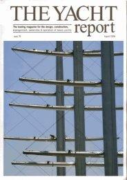 The leading magazine for the design, construction ... - Perini Navi