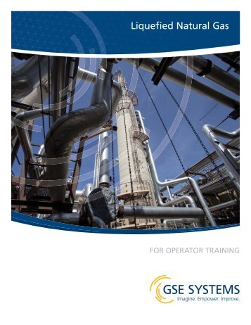 Liquefied Natural Gas Simulation - GSE Systems, Inc.