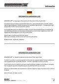 BB-9097 BEINSTRECKER - BEINBEUGER ... - Megafitness-Shop - Page 2