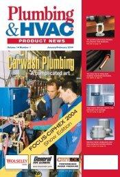 February 2004 - Plumbing & HVAC