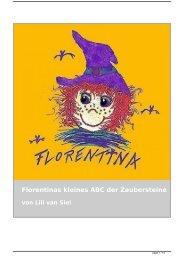 Florentinas kleines ABC der Zaubersteine - Wagner Verlag ...