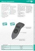Messgeräte, Werkzeuge Measuring instruments, tools - Tekno Group - Seite 4