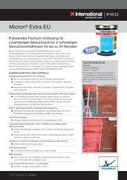 Micron® Extra EU - Yachtpaint.com