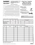 Order Form - Turboship 8400 Series Concealed Vertical Rod Exit ... - Page 2