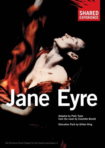 SE Jane Eyre Education Pack - Shared Experience