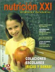 Revista Nutrición 21 nº 10 - Inta