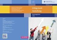 Erfolg durch Gestaltung - Handwerkskammer für München und ...