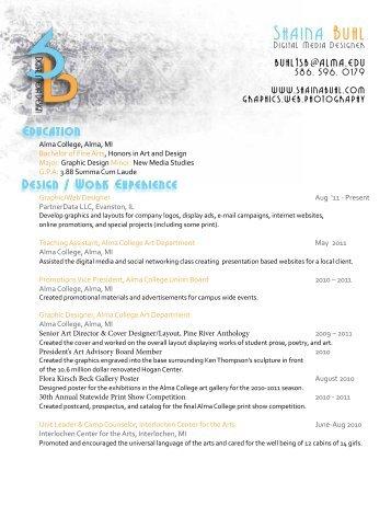Shaina Buhl - SB Digital Media Design
