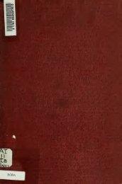 Camera dei deputati. Biblioteca. Catalogo ... - Scholars Portal