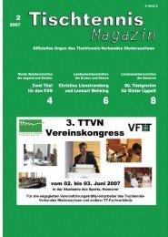60. LIM Damen und Herren beim MTV Groß Lafferde 6ttm 2 ... - TTVN