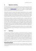 Evidence based richtlijn voor de initiële ... - Kwaliteitskoepel - Page 7