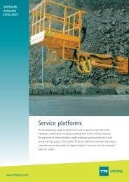 Service platforms MARINE - TTS Group ASA
