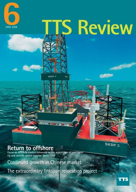TTS Review 6 - TTS Group ASA