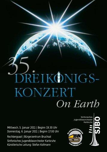 dreikonigs - Sinfonisches Jugendblasorchester Karlsruhe