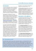 Cost-Effectiveness Analysis - Mediation - Page 3