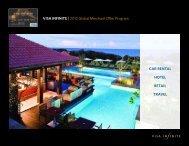TRAVEL RETAIL HOTEL CAR RENTAL Visa iNFiNiTE I2012 Global ...