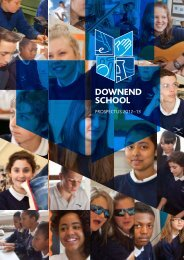 Downend School Prospectus