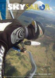 2011 World Hang Gliding Championships • Launching Paragliders ...