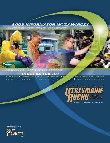 Media Kit 2009 - Utrzymanie Ruchu