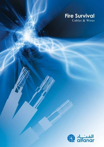 Fire Survival Cables & Wires Catalogues - AEC Online