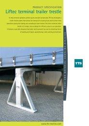 Liftec terminal trailer trestle PRODUCT ... - TTS Group ASA