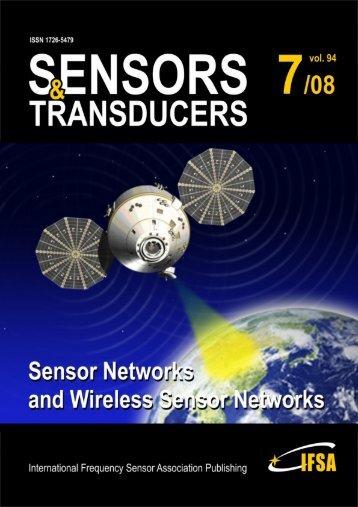 Sensors & Transducers - Sensorsportal