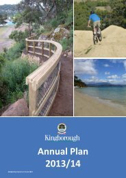 Annual Plan 2013/14 - Kingborough Council